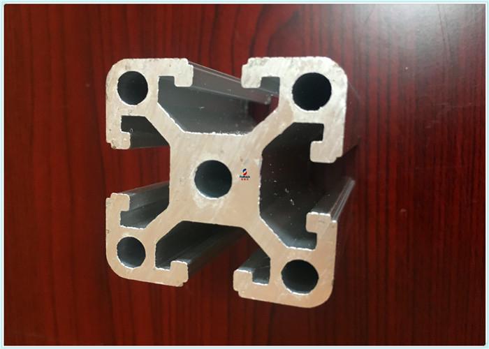 Bronze / Champagne Heat Insulation Structural Aluminum Profiles Description
