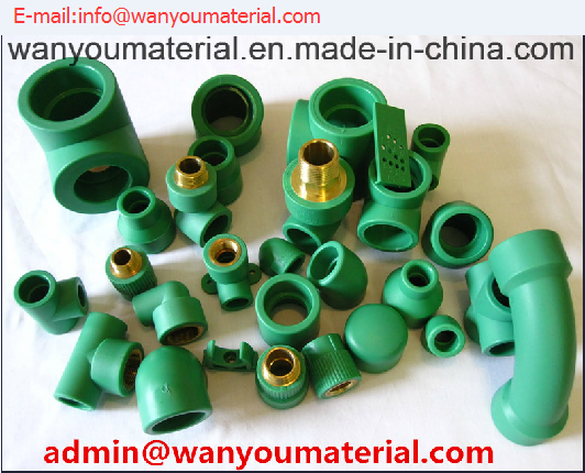 Popular Quality PPR Pipe Fitting Made In China info at wanyoumaterial.com