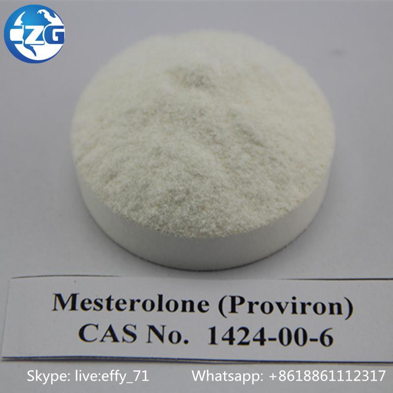 Steroids powder Mesterolone Proviron for bodybuilding