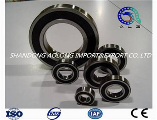 High quality deep groove ball bearing 6236