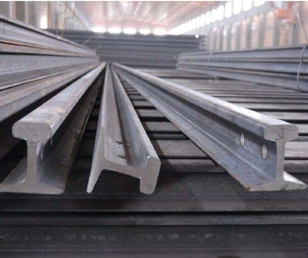QU80 Steel Rail Crane Rail U71Mn