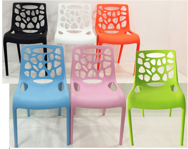 New Design Injection Plastic Modern Chair Mold