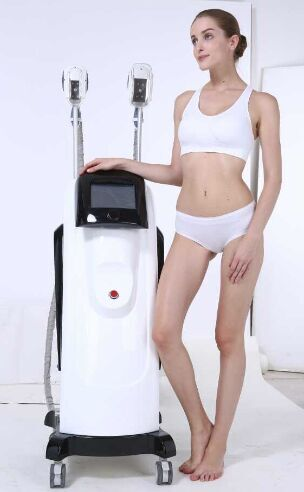 Newest Vertical double Cryolipolysis mahcine cryo heads work at same time