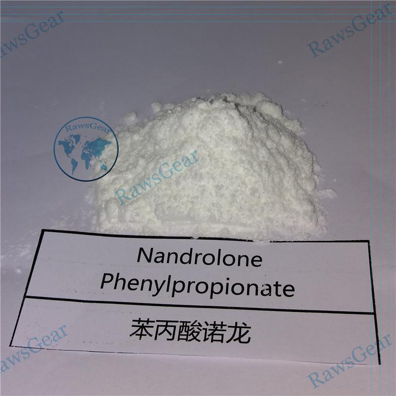 Nandrolone phenylpropionate (NPP) Raw Powder CAS 62-90-8