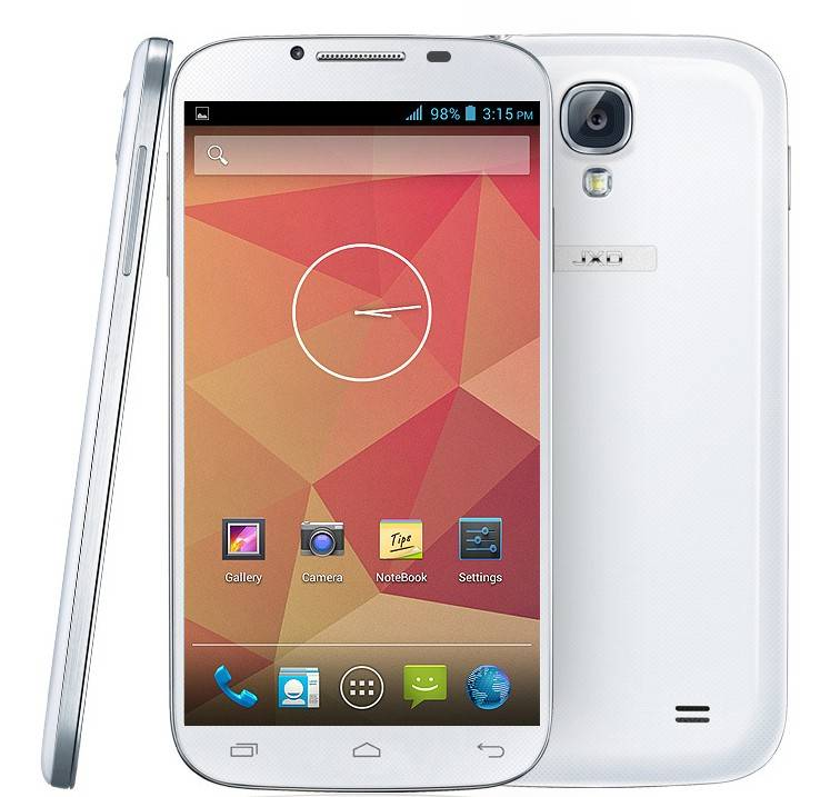 JXD P7000 MTK6572 1.2GHz Dual Core 5.0 Inch Android 4.2 Smartphone