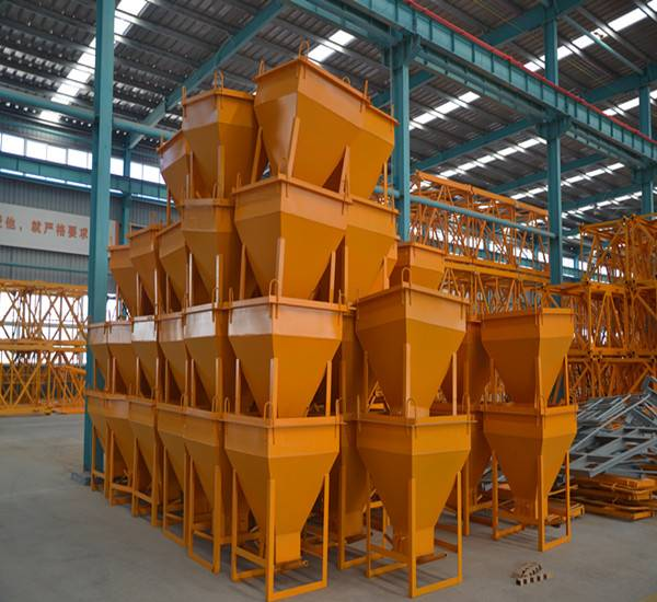 High quality 8ton tower crane price