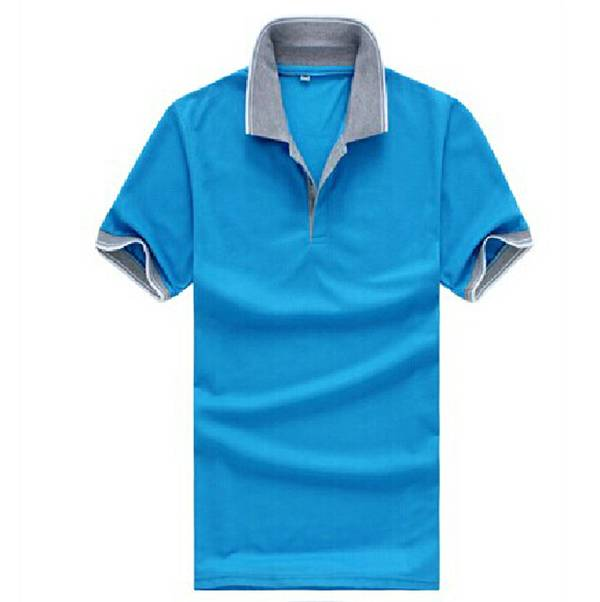 Colorful mens polo t shirt design by korean