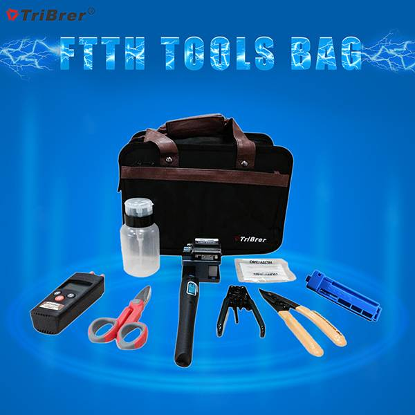 Tool Bag 2 ,Tribrer Brand,Optical Fiber Tools Bag,Fiber Tools Kit