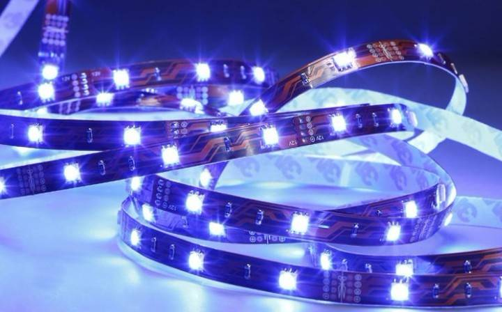 RGB 5050LED lighting strip