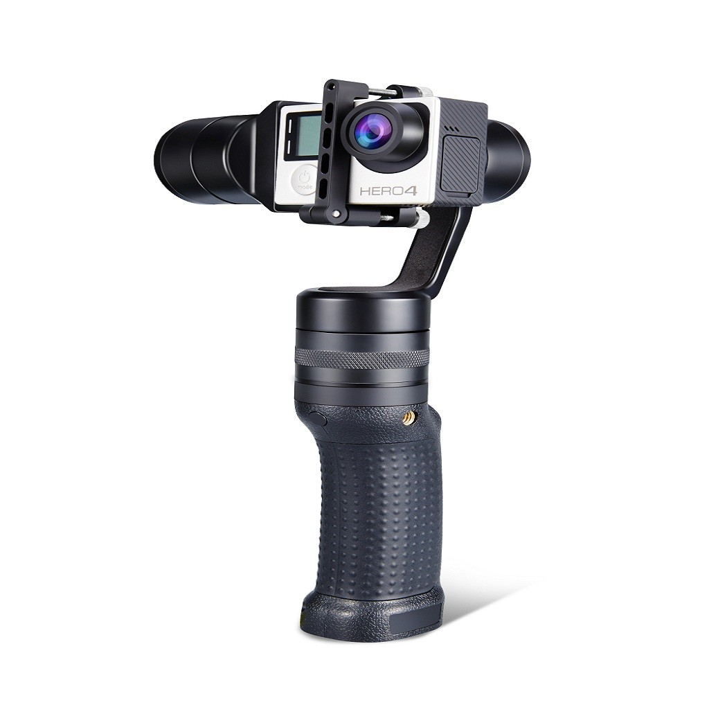 Wewow G3 Beholder GOPRO4/3+ GOPRO3 Auto stabilizing Handheld Stabilizer 3 axis Gimbal for gopro