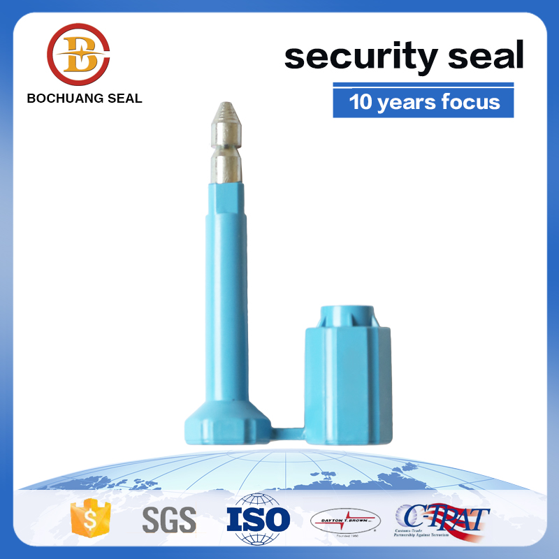 tamper proof container bullet seal wholesaler B302