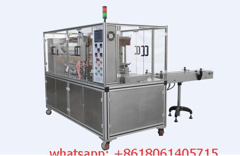 Fully-auto over wrapping machine