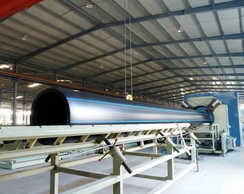 HDPE tuberia de agua hdpe pipe