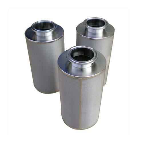 Stainless Steel Powder Sintered Filter Strainer Element Custom, Supplier