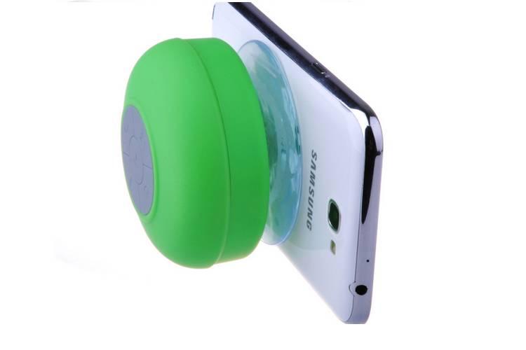 Hot Selling Waterproof Shower Bluetooth Speaker For iPhone /Samsung