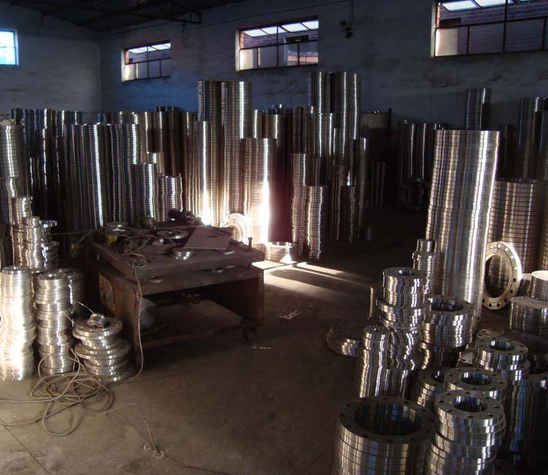 Carbon Steel & Stainless Steel Flanges