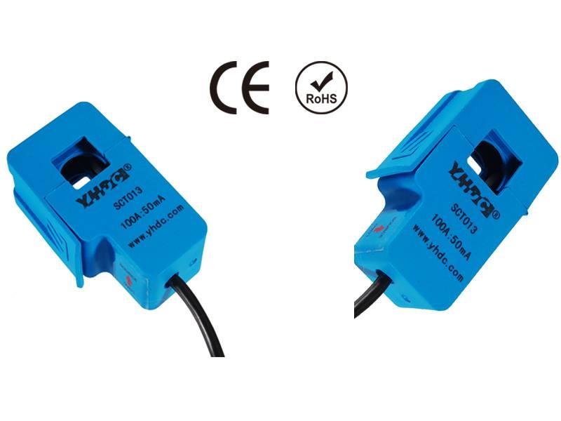 SCT-013-030 30A:1V split core current transformer