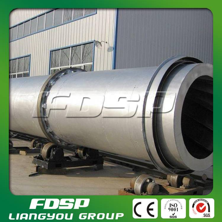 Rotary Drum Cooler of Fertilizer Equipment