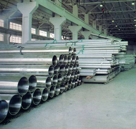 Stainless Steel and Duplex Steel Pipe