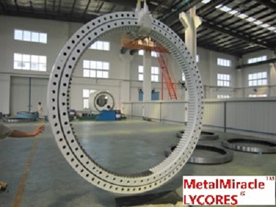 slewing ring for wind turbine