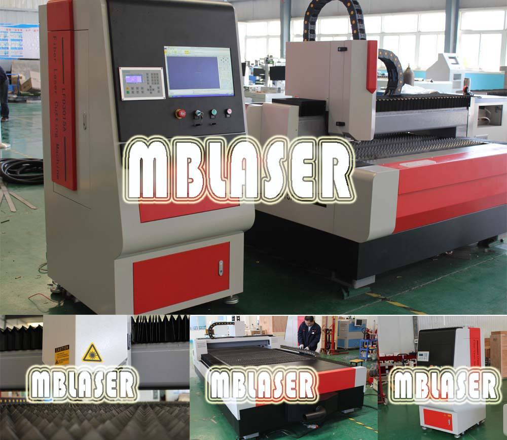 Maobo Open Structure Standard Fiber Laser Cutting Machine (maobo laser)