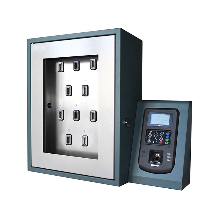 new arrival intelligent 8 key slot cabinet with innovation