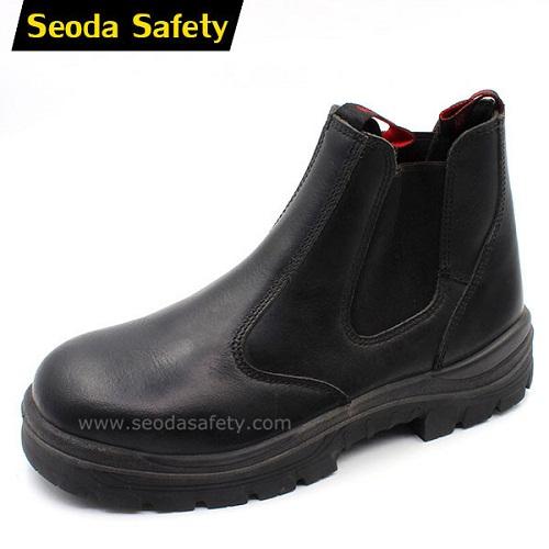 Industrial men work boots