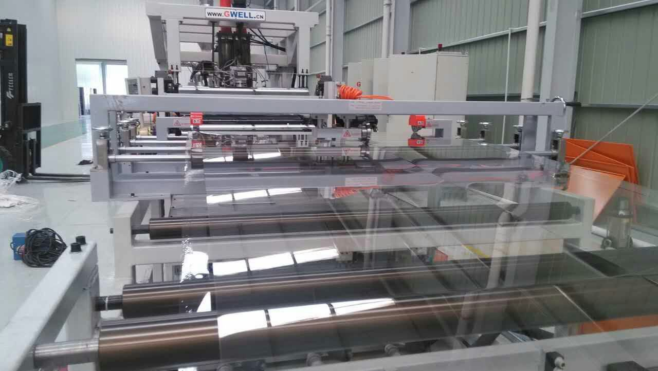 PET/PLA Sheet Twin Screw Vented Extrusion Line