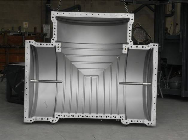 mould ALUMINUM rotational mold