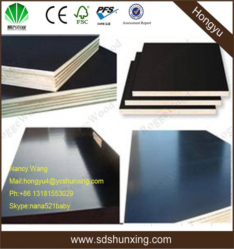 fire resistant shuttering plywood