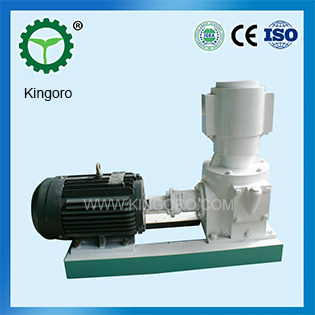Kingoro 120 Flat die pellet machine