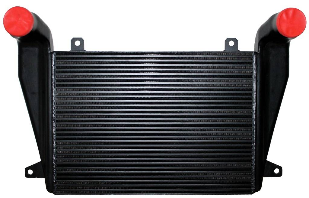 High Quality Plate Bar Heavy Duty Truck Intercooler For Freightliner
