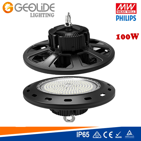 Quality 100W Meanwell Philips LED High Bay Light (LED Industrial Light 101-100W)