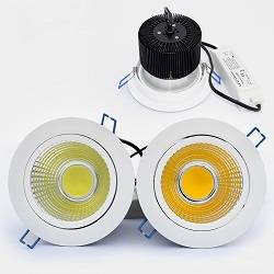 4 inch 10W Commercial COB LED Retrofit Downlight