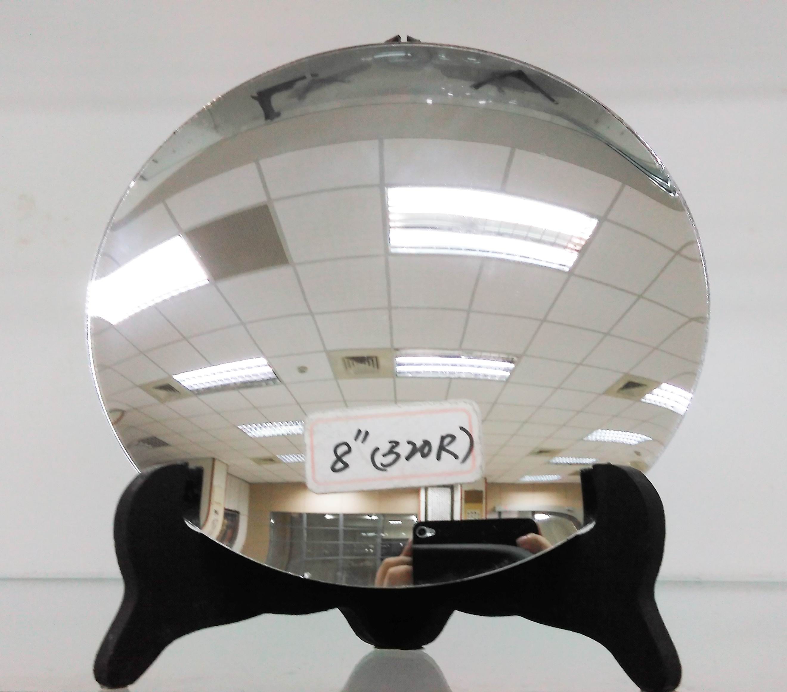 "8"" 320 CURVE WIDE ANGLE MIRROR"
