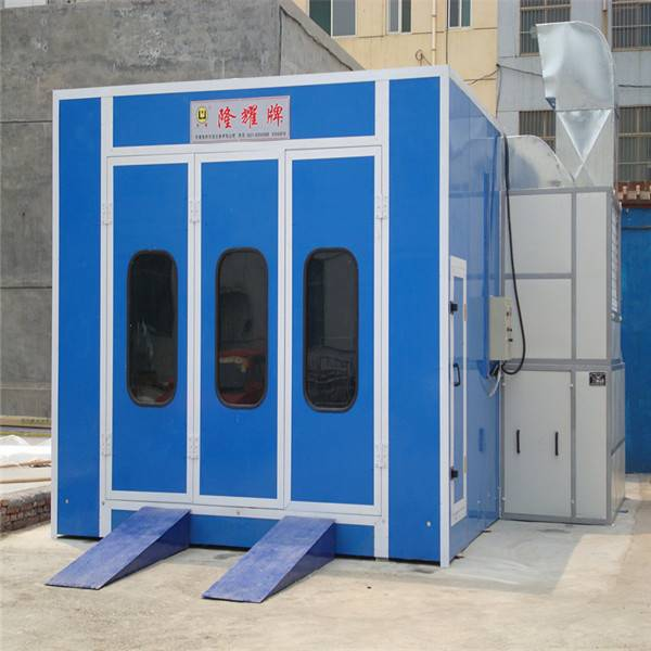 spray booth LY-8100