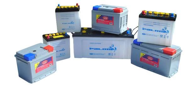 palma car battery