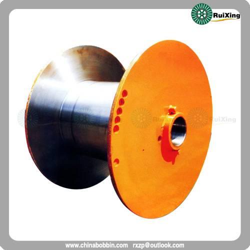 Metal flange process bobbin metal flange process reels metal flange process spool PND400