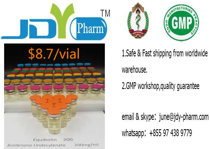Equibolin 200 INJECTION Boldenone Undecylenate