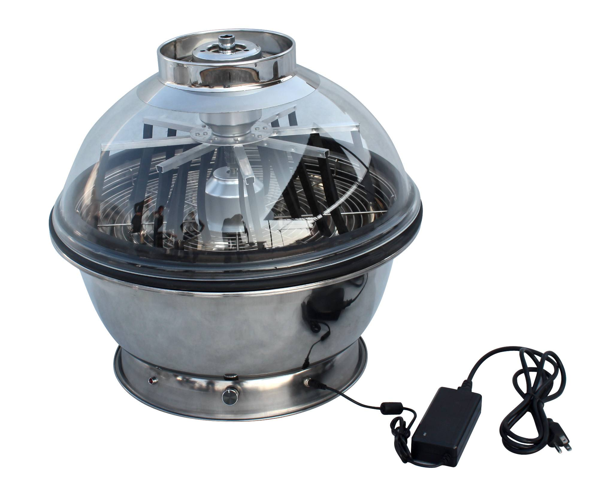 ECO Clear Top Motorized Bowl Trimmer Bud Trimmer