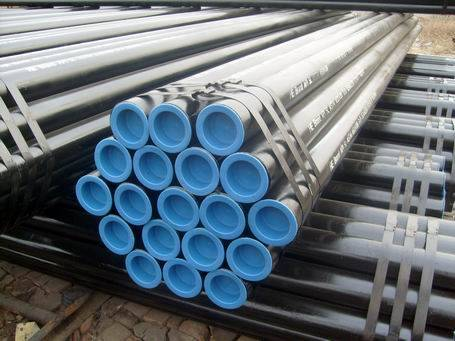 API 5L/ 5CT Seamless Carbon Steel Line Pipes