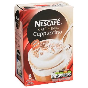 Nestle Nescafe Gold Cappuccino Coffee