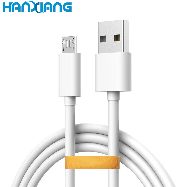 Wholesale High Quality Customized package 1m 2m Durable Micro Usb Type 2.0/3.0 PVC Data Cable For Mo