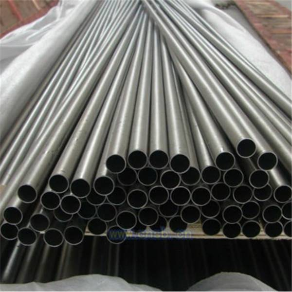 ASTM B338 Gr2 seamless titanium pipes price per kg