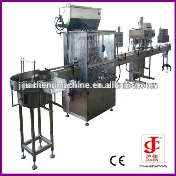 Automatic Edible Oil Packaging Line