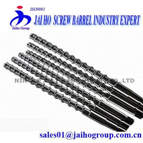 Plastic Extruder Single Screw Barrel for Extruder Machine