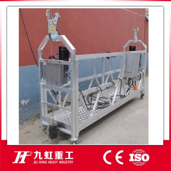 500kg aluminum suspended platform