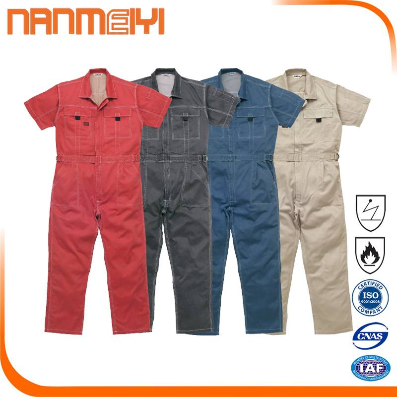 Reflective tapes Work Jackets Mechanical Workwear Work Uniforms