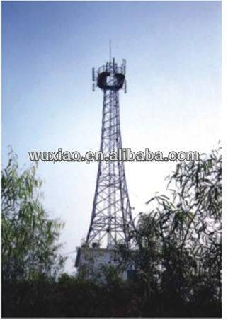 Microwave Communications steel Tower