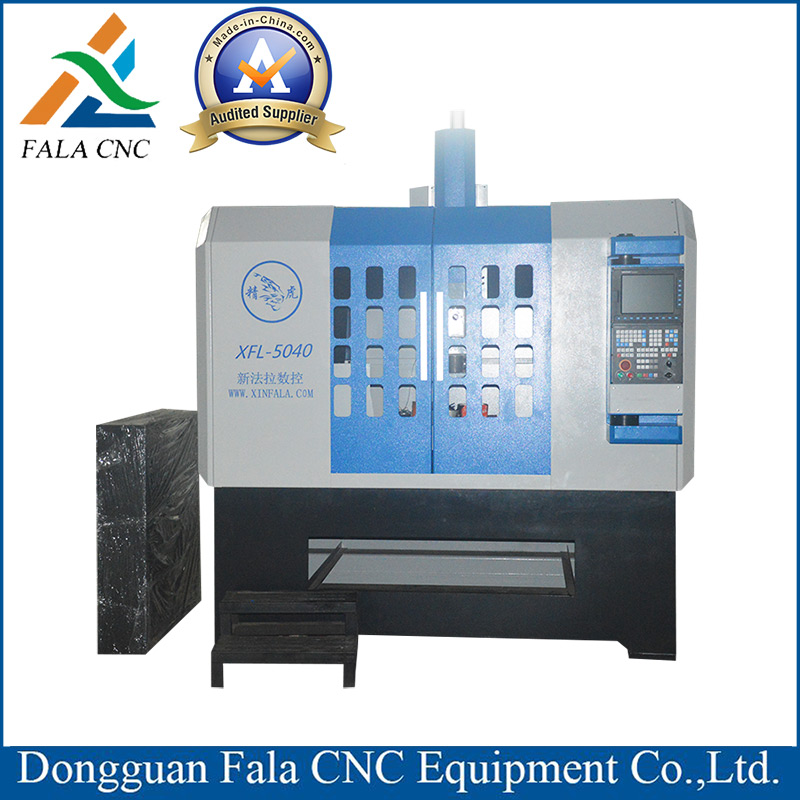 XFL-5040 5 axis engraving machine mold engraving machine